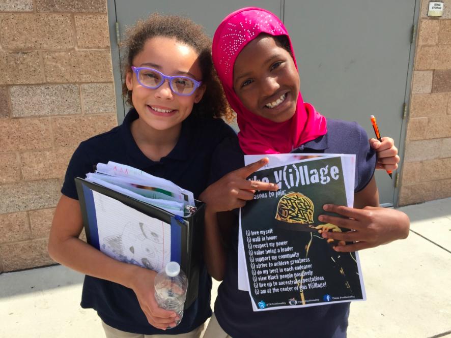 U, V(i)llage Inspiring Future Black Medical Innovators and Doctors
