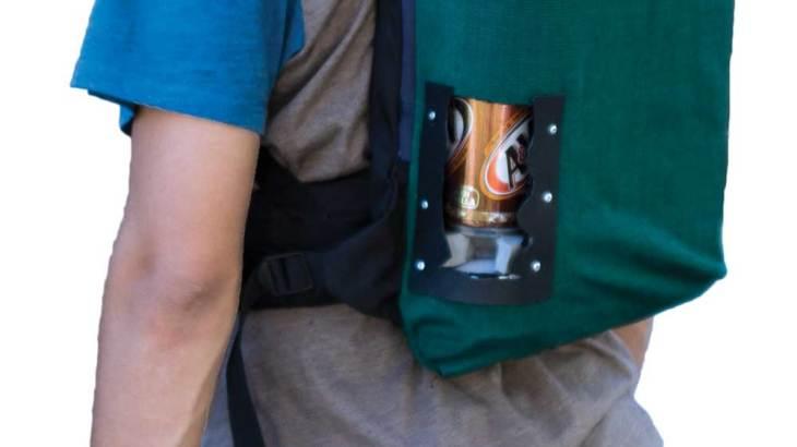 University of Utah students startup makes cooler backpacks, Beercules.