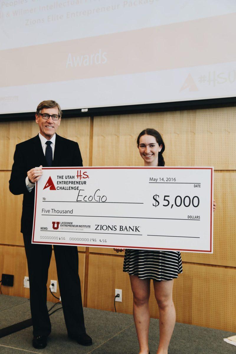 2016 High School Utah Entrepreneur Challenge