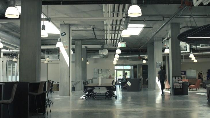 Lassonde Studios Neeleman Hangar