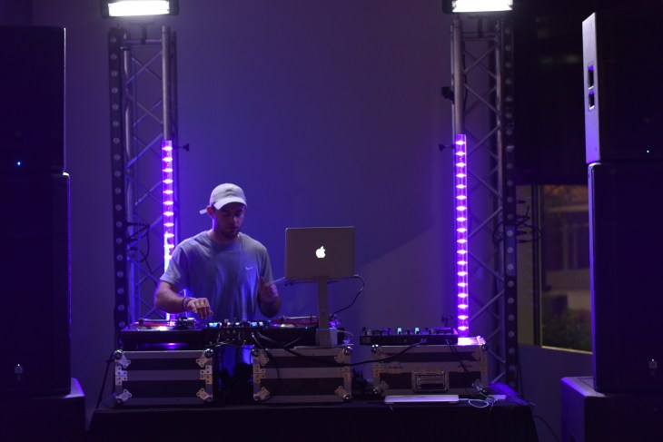 Parker Andriese is DJ Alive
