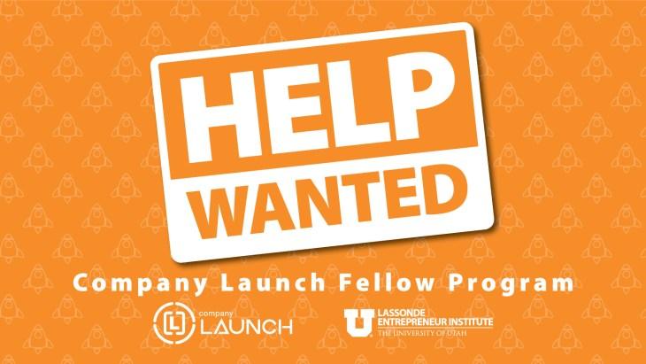 Company Launch Fellow Program