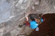 Frankenjura klettern Citycobra Erinnerungswand Fingerloch climbing Foto photo