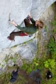 Frankenjura climbing Wüstenstein