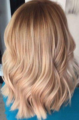 Brown Hair Light Blonde Highlights