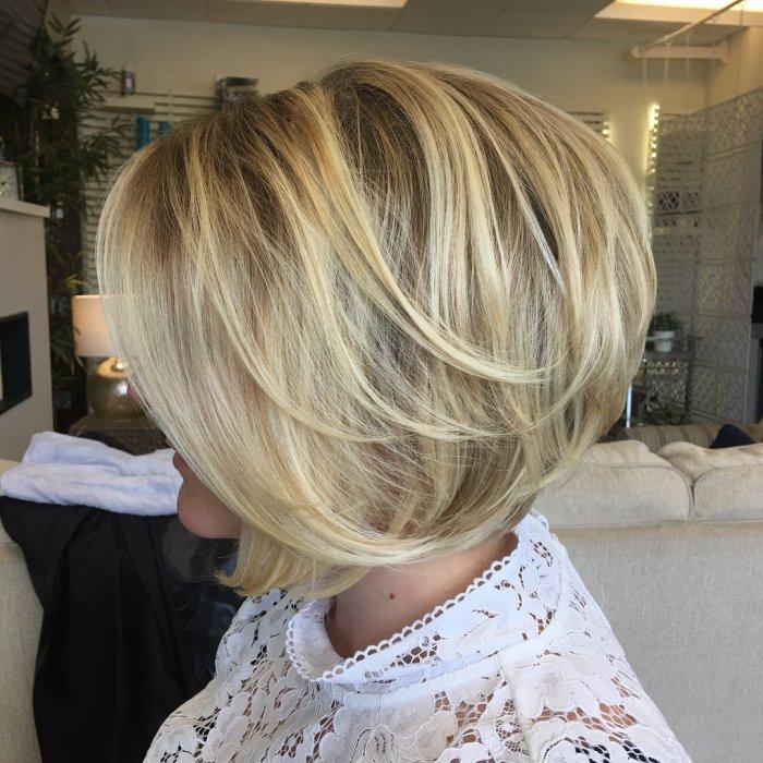 Inverted Bob Haircuts And Hairstyles 2018 Long Short