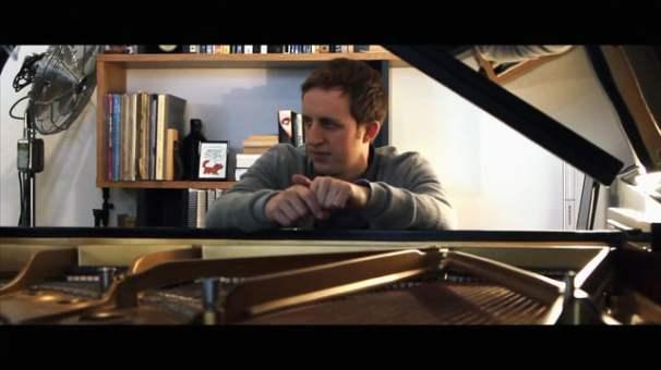 Tom Hewson recording Treehouse