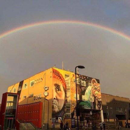 Somewhere Under The Rainbow (Photo: Bruno Cabral)