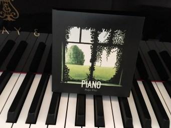 "Rodger Winn's ""Piano"" CD"