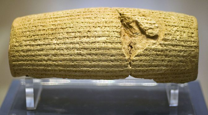 Prophecy of Cyrus the Great