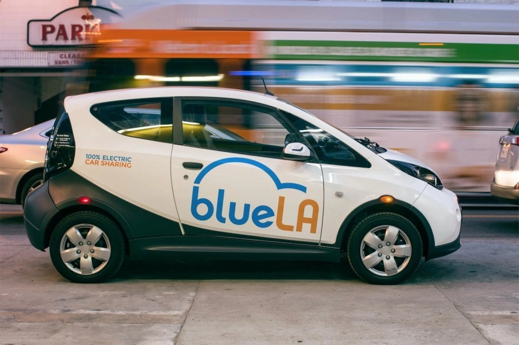 The Ultimate Primer on the LA All-Electric Car-Share Program