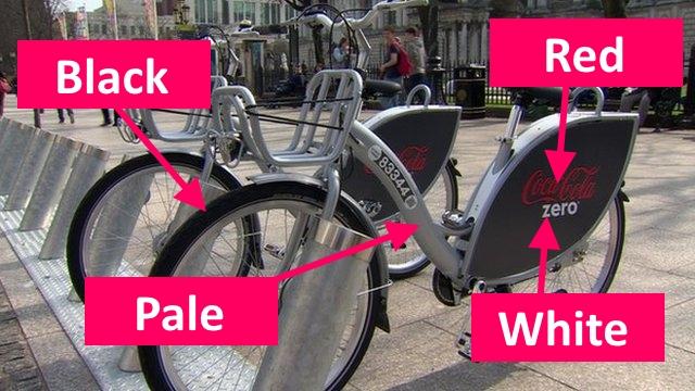 Bike Colour Scheme