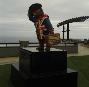 The Paddington Statue in Lima