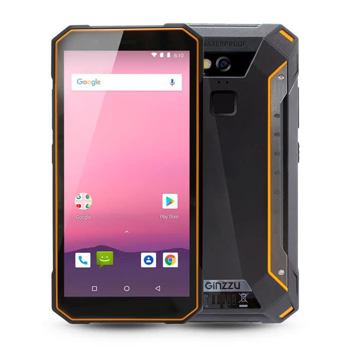 3 - Ginzzu RS9602 - Лучшие защищенные (IP68) противоударные смартфоны - Last Day Club