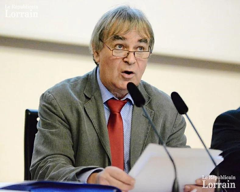 Jean-Claude Claudel Président du Comité du Grand Est