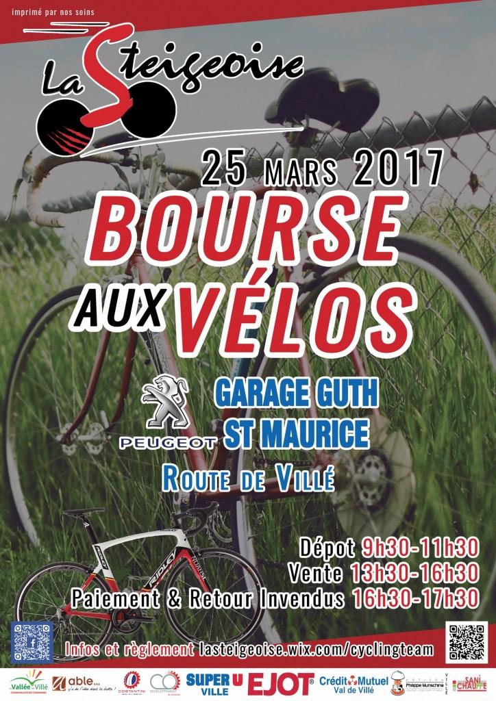 La Steigeoise - Bourse Aux Vélo 2017 (RVB)