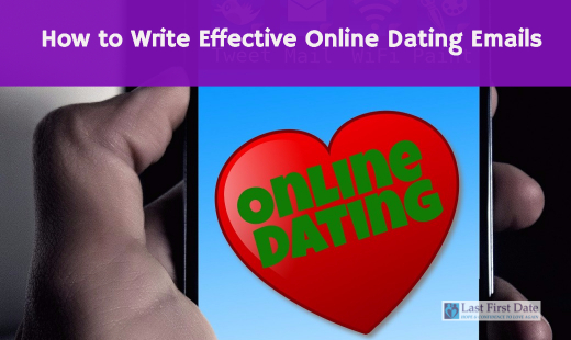 online dating writing first email