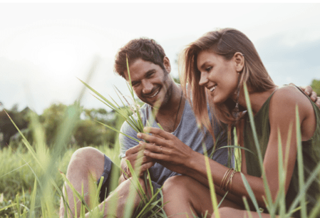 find love without using your mobile phone