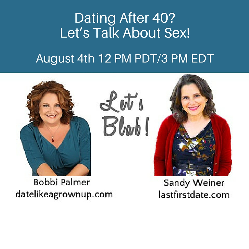Dating and sex after 40