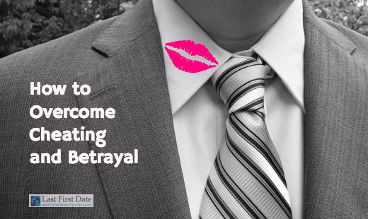 overcoming betrayal in a relationship
