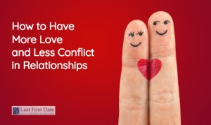 less conflict