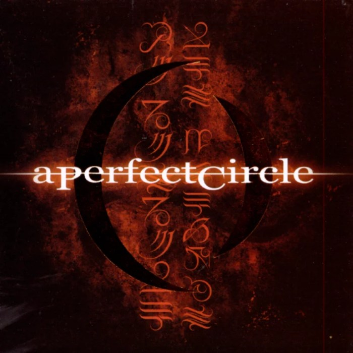 Image result for A Perfect Circle – Mer de Noms