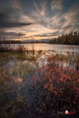 Reflections Sunset Photographer: Cecil Sanders / LFM www.cecilsandersphotography.com
