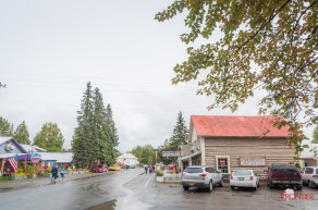 Downtown Talkeetna Photo by Cecil Sanders Photography / www.cecilsandersphotography.com