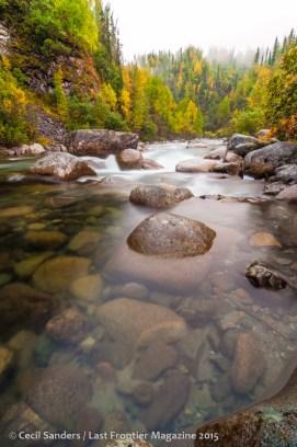 The Little Su in autumn. www.cecilsandersphotography.com