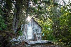 """Found this old cabin on Crafton Island in Prince William Sound. I can only imagine who made this their home. It's the only cabin on the island."" - Francie Branscum / https://www.facebook.com/ilovefabphotography?fref=ts"