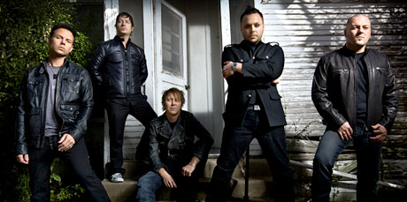 Blue October is