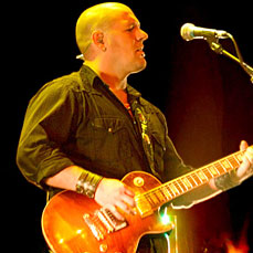 Lead guitarist CB Hudson
