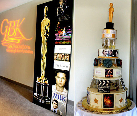 Oscar atmosphere