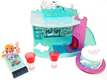 Bratz Kids Super Secret Ice Cream Making Snow Lodge