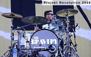 The Bravery Drummer