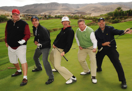 Kevin Sorbo S Second Annual Celebrity Golf Tournament In October To Benefit A World Fit For Kids