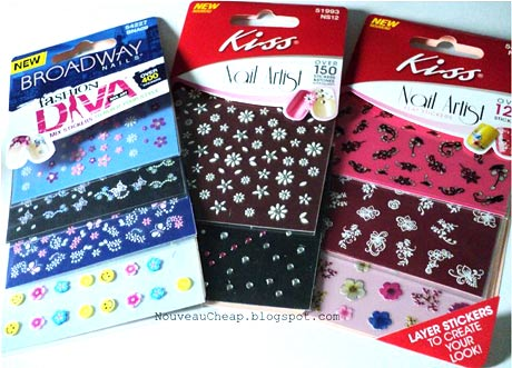 12 PACK/ LOT WATER DECAL NAIL ART NAIL STICKER FULL COVER POP ART STYLE  TONGUE