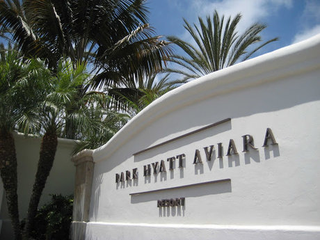 Park Hyatt Aviara Resort Sign