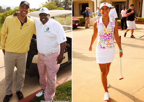 "Inaugural Cedric ""The Entertainer"" Celebrity Golf Classic"