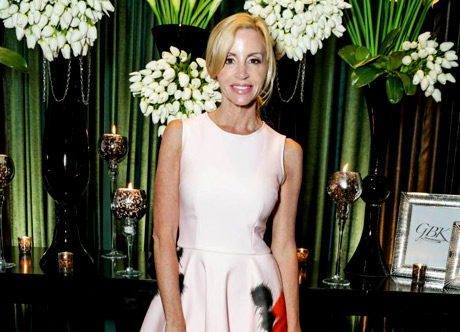 Camille Grammer at the 2013 GBK Primetime Emmy Gifting Lounge