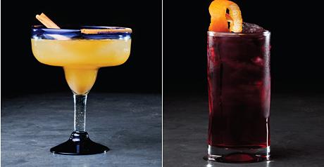 Pelligroso-cocktails