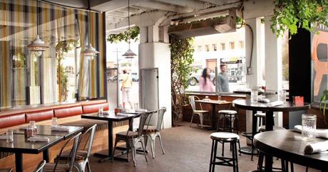 Barlo Patio - Restaurant Venice Hotel Erwin