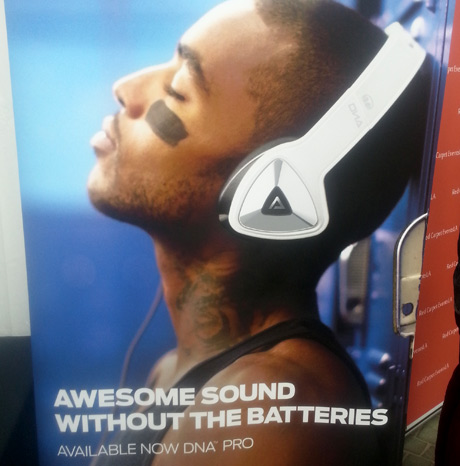 DNA Headphones