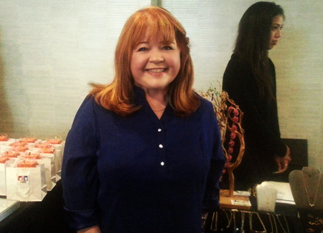 Actress Patrika Darbo at the Red Carpet Events LA Grammy gift lounge.