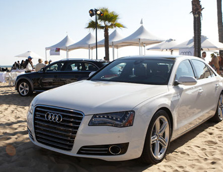 Audi An Evening on the Beach