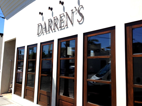 darrens restaurant manhatten beach