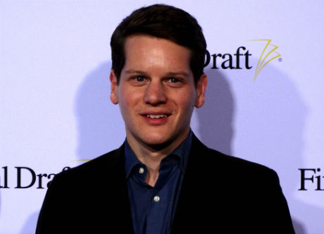 The Imitation Game screenwriter Graham Moore