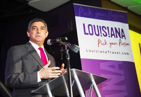 Lt. Governor of Louisiana, Jay Dardenne