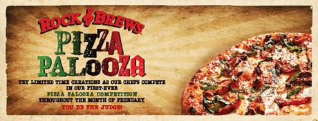 Pizza-palooza