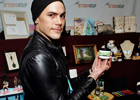 Tom Sandoval of Vanderpump Rules with Olivü 426